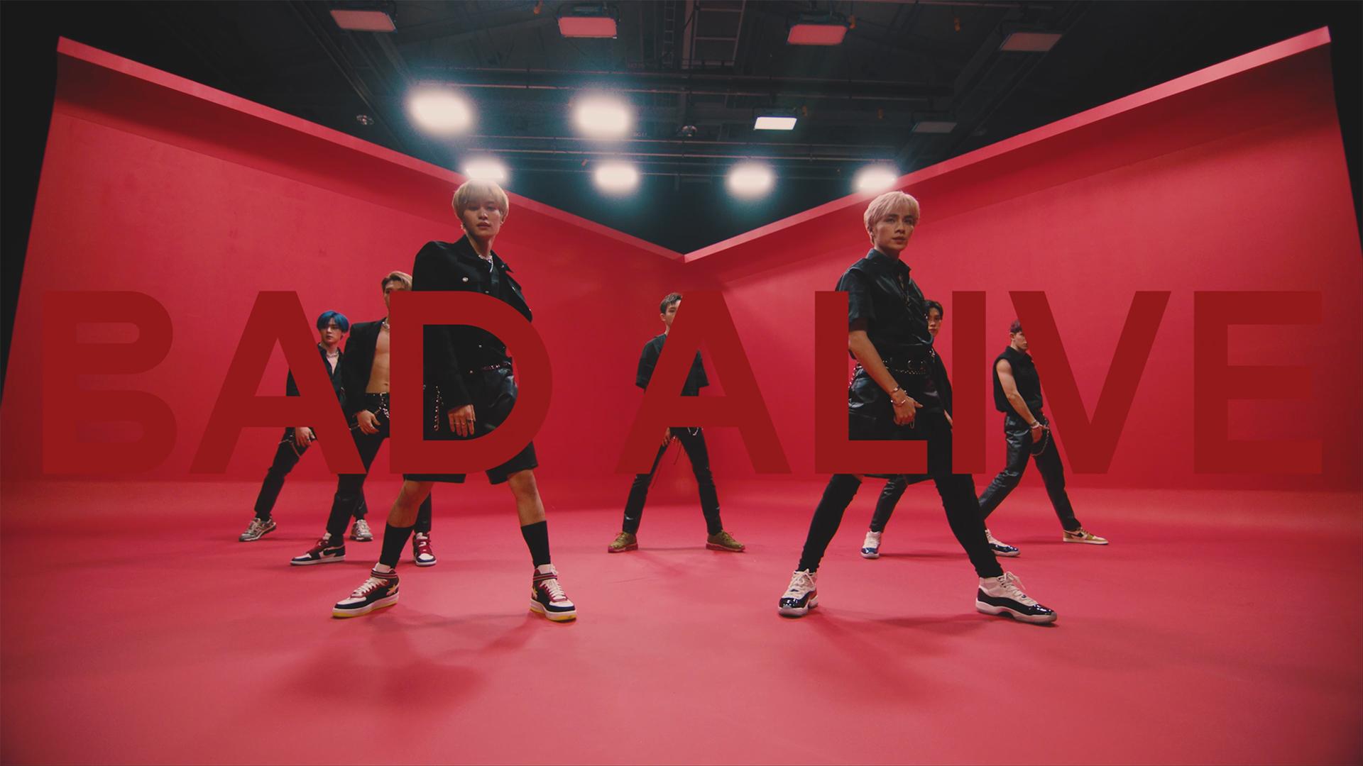WayV 威神V 'Bad Alive (English Ver.)' MV