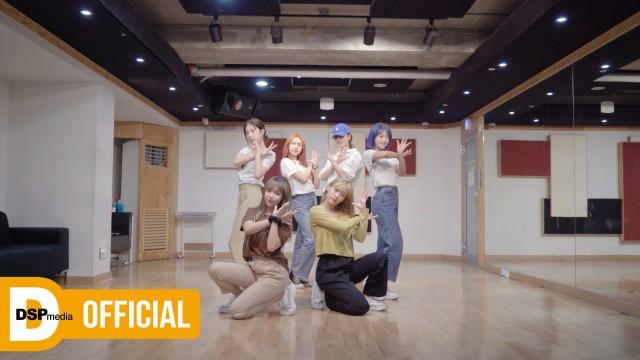 에이프릴(APRIL) - Now or Never _ 안무 영상 (Dance Practice)