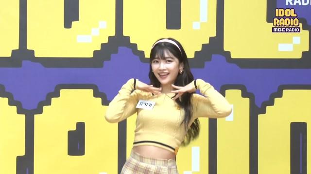 유키카의 '서울여자' 퍼포먼스