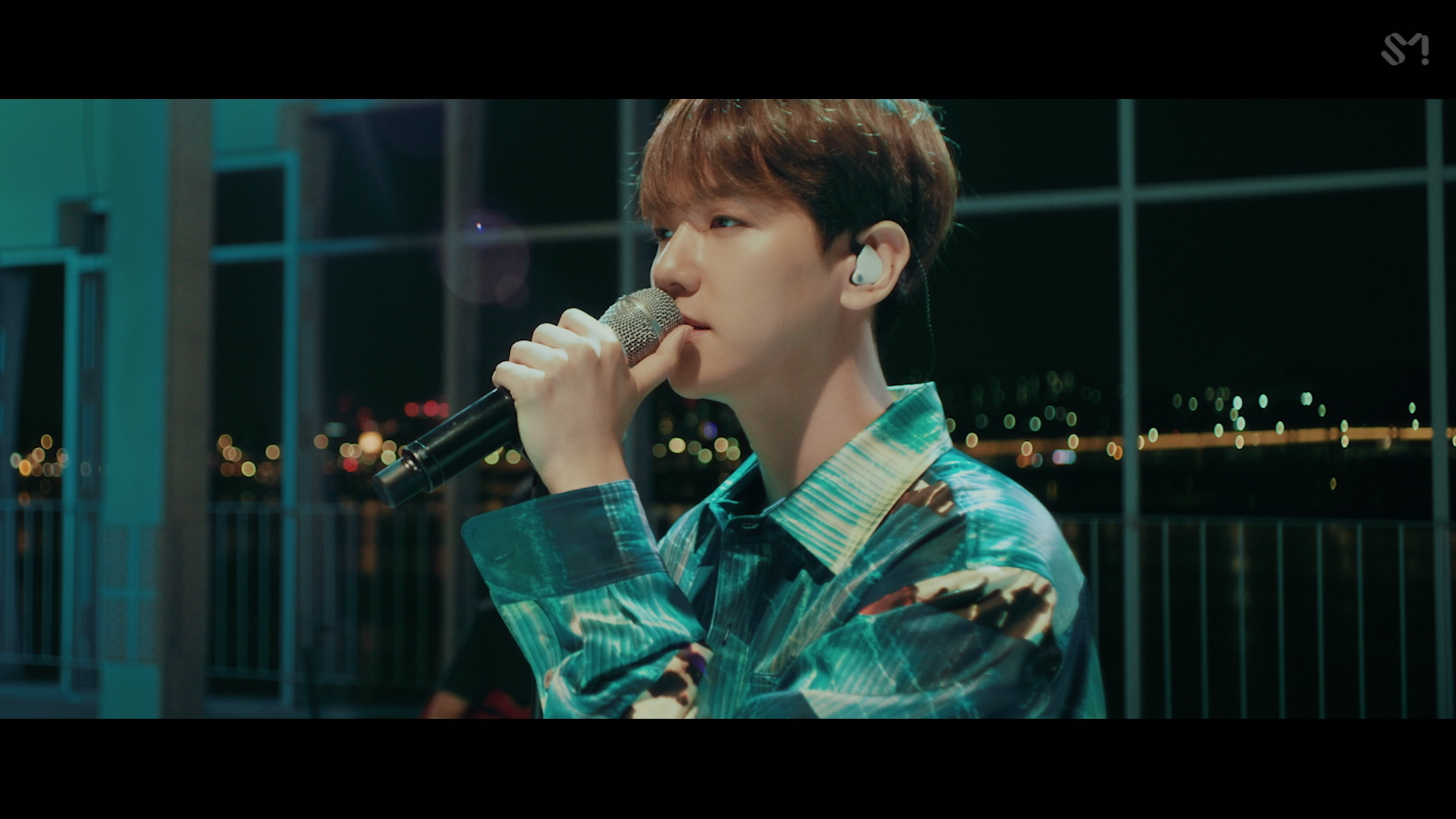 [STATION] BAEKHYUN 백현 '공중정원 (Garden In The Air)' Live Video - Our Beloved BoA #1