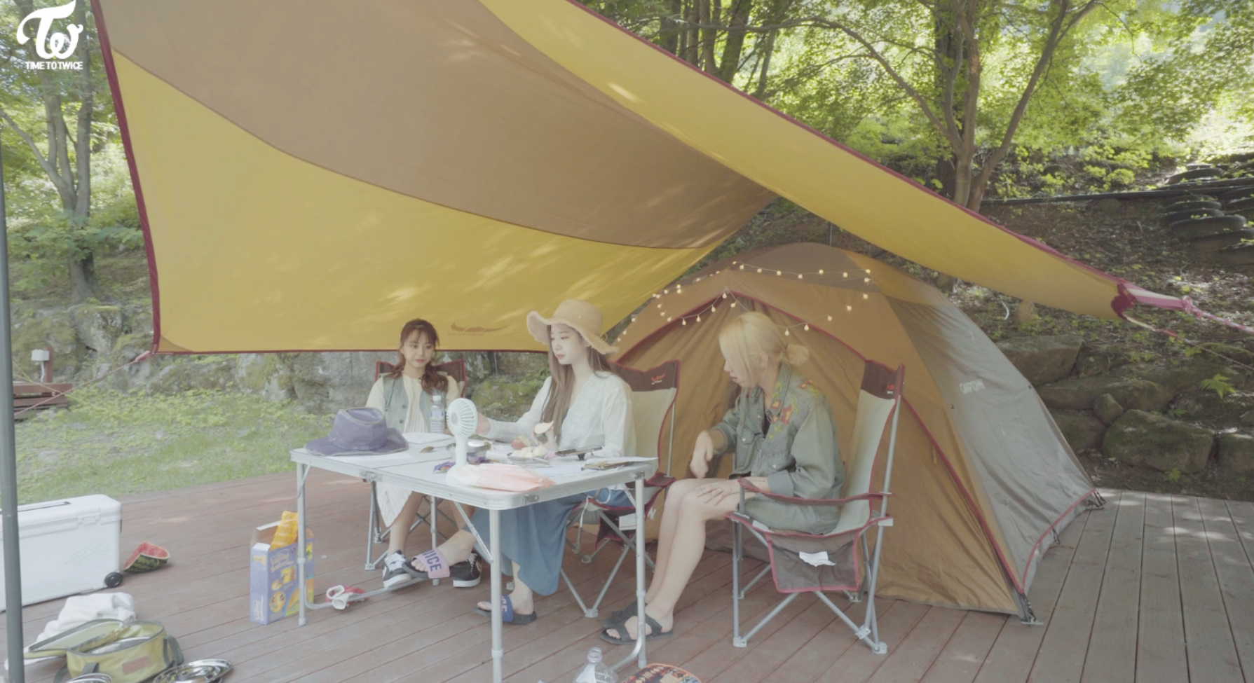 "TWICE REALITY ""TIME TO TWICE"" Healing Camping TEASER"