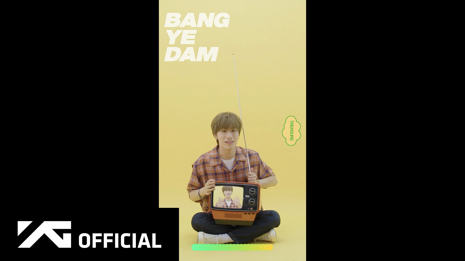 TREASURE - PR VIDEO <BANG YE DAM>