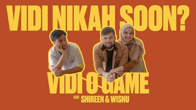 Vidi-O-Game - Shireen Sungkar & Teuku Wisnu (Part 2)