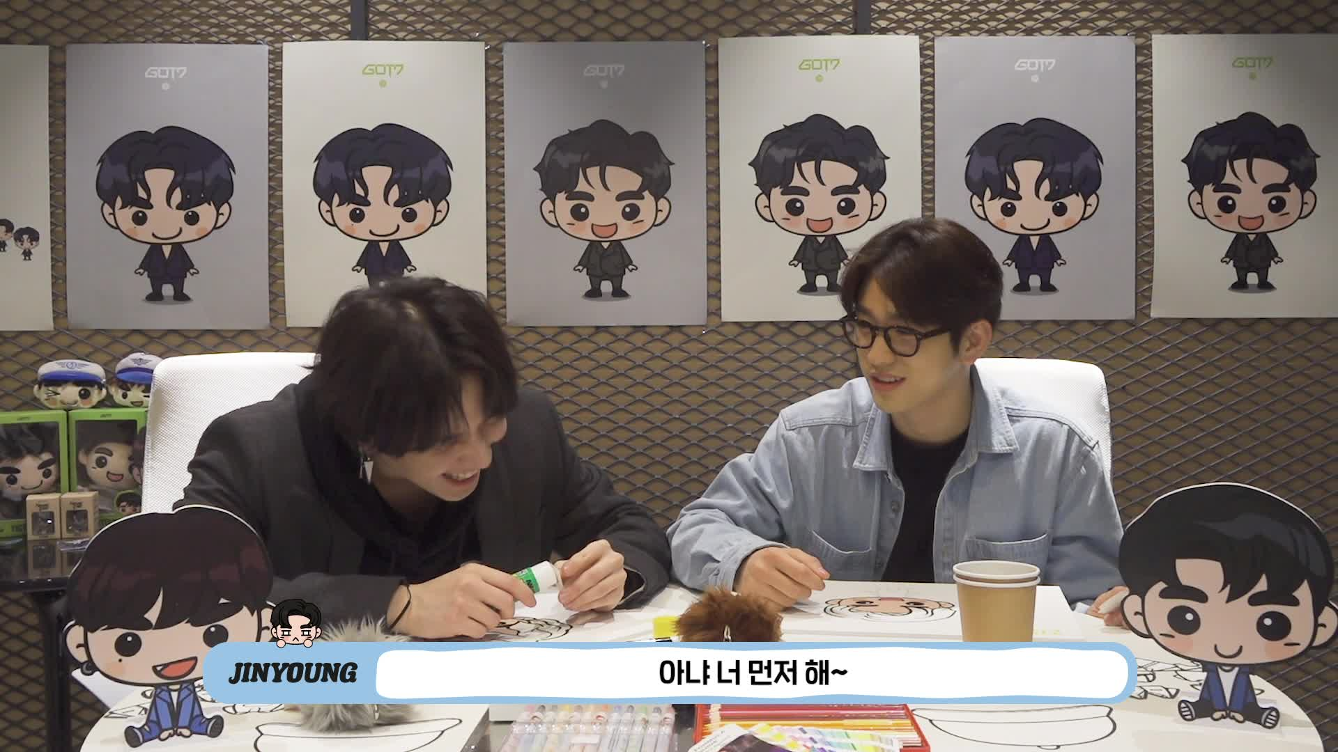 """GOTOON BY GOT7 SUMMER STORE"" EP.02"