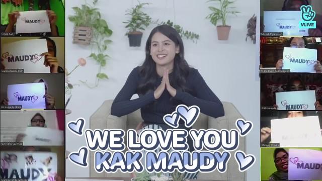 [V PICK!] Maudy Punya Hobi Baru! 🌸🍃