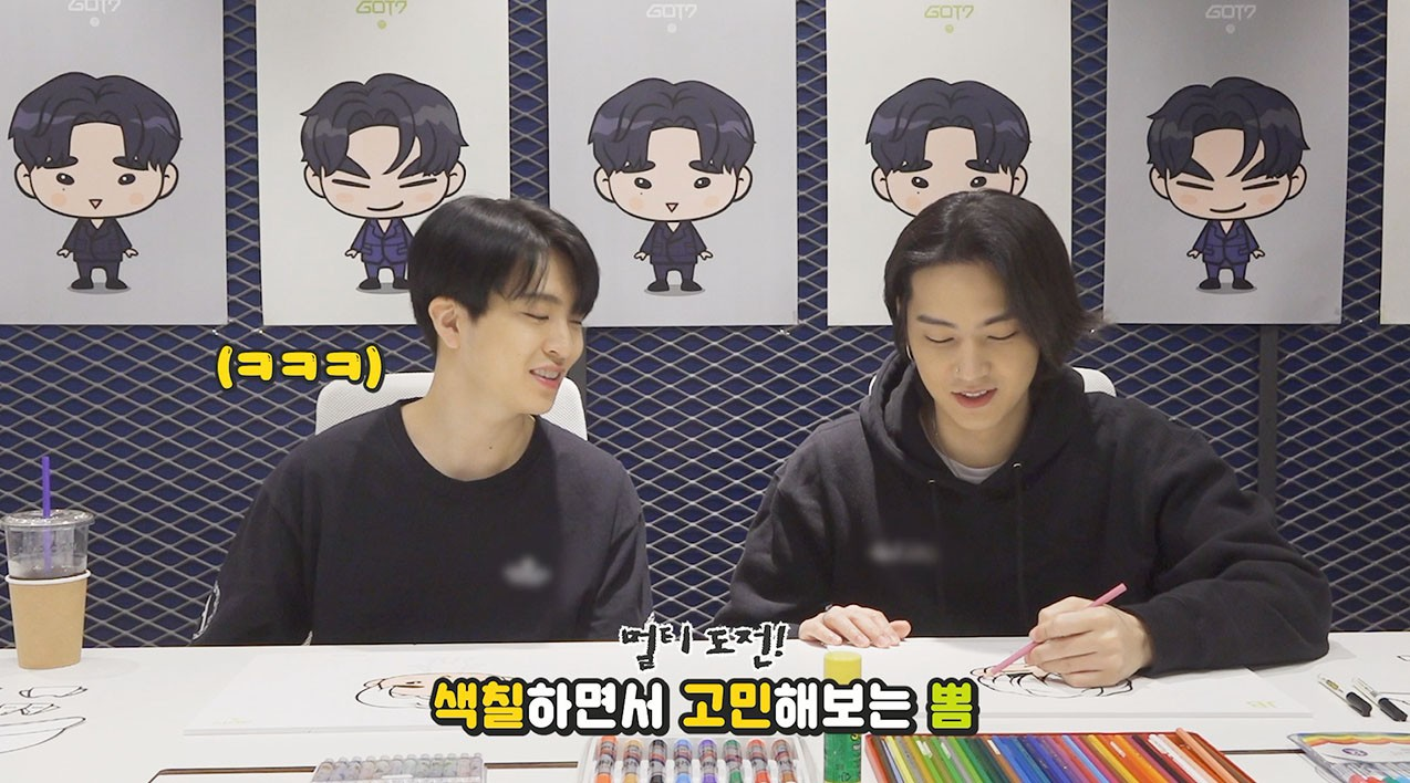 """GOTOON BY GOT7 SUMMER STORE"" EP.03"