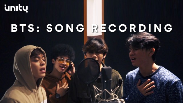 """The Recording of """"TERBUNUH SEPI"""""""