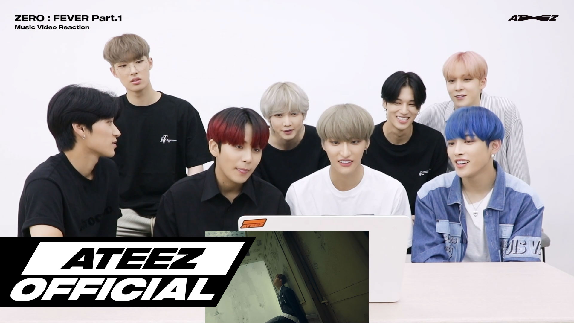 ATEEZ(에이티즈) - 'INCEPTION' MV Reaction