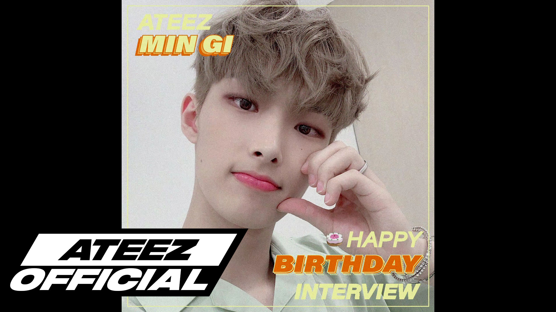 ATEEZ(에이티즈) 민기 생일 8문 8답 INTERVIEW