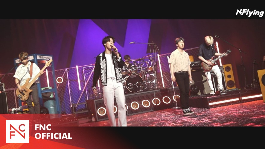 N.Flying (엔플라잉) – 에요(E-YO) Live Clip