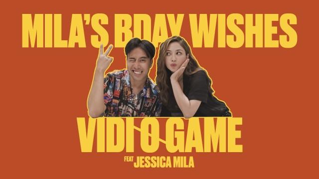 Vidi-O-Game - Jessica Mila (Part 2)