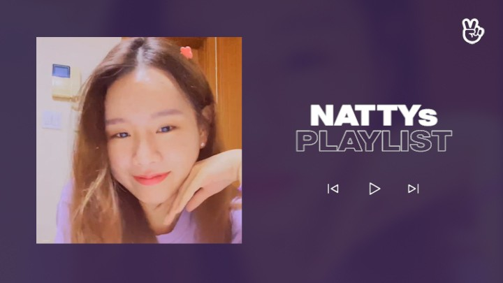 [VPICK! Playlist] NATTY's Play List😎🎶