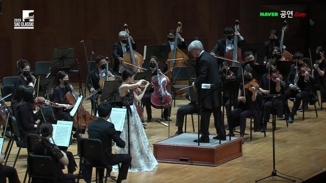 [다시보기] 2020 교향악축제 - 경기필하모닉오케스트라 1부