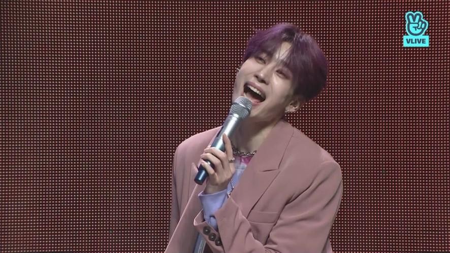 Han Seung Woo 1ST MINI ALBUM 'FAME' FAN SHOWCASE