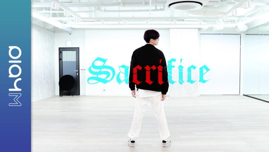 """Sacrifice"" Choreography Practice Video"