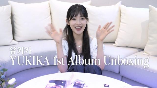 YUKIKA 「서울여자(SOUL LADY)」  Album Unboxing!