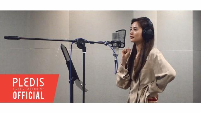"""[나나] KBS2 드라마 '출사표' OST """"우리의 여름처럼"""" RECORDING BEHIND"""