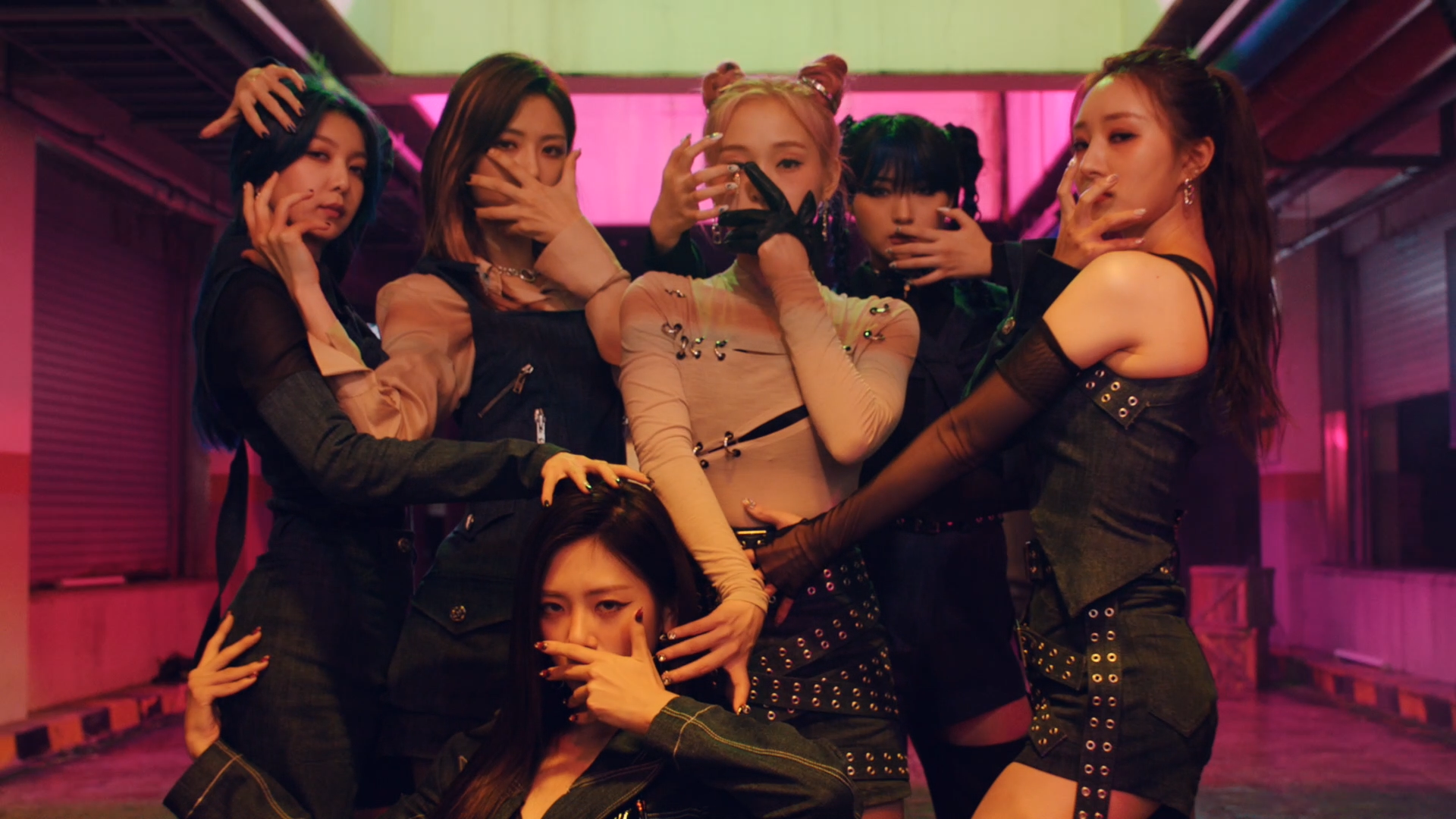 Dreamcatcher(드림캐쳐) 'BOCA' Dance Video (MV ver.)