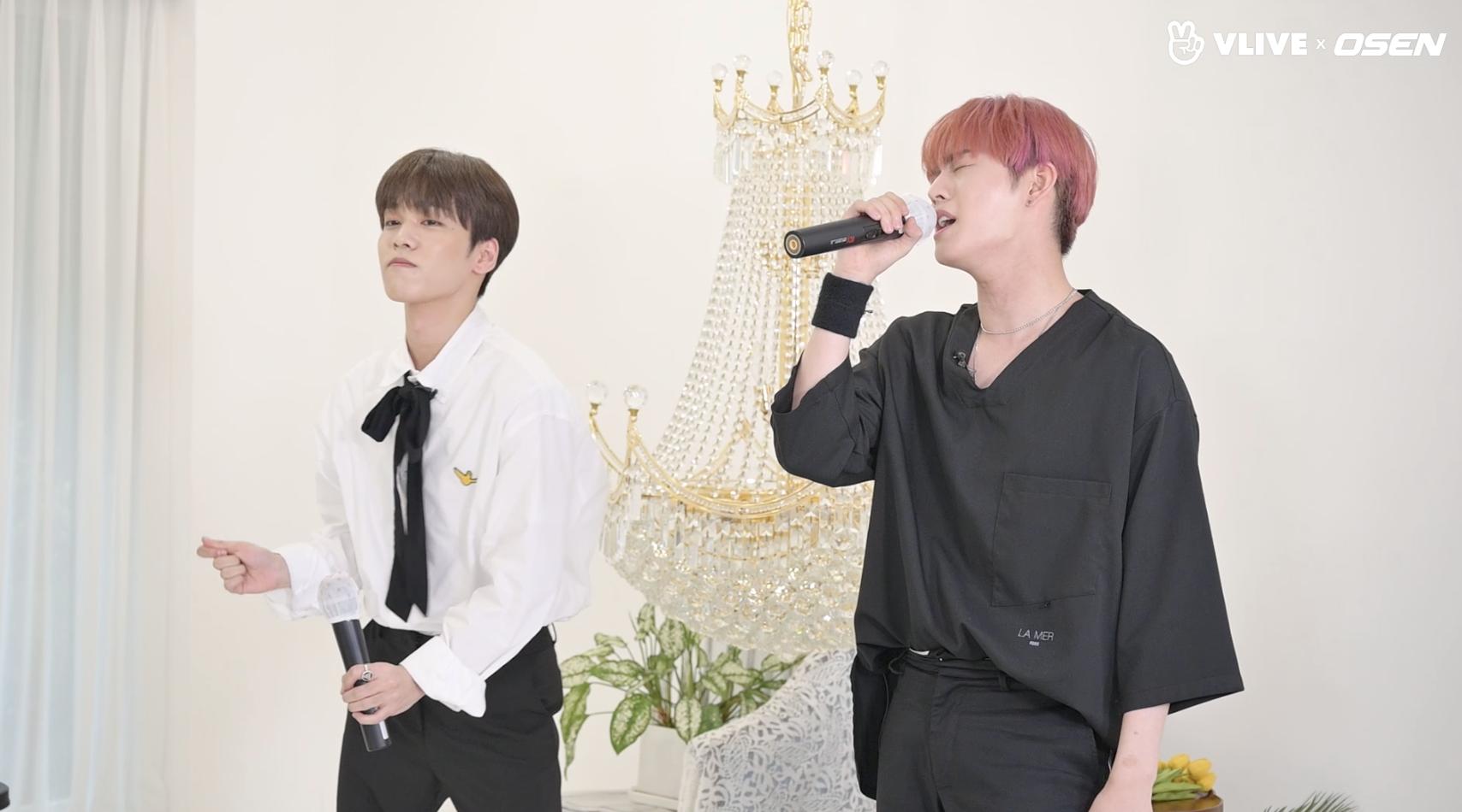 온앤오프, 노래방이야 콘서트야..완벽 가창력 #스타로드 02