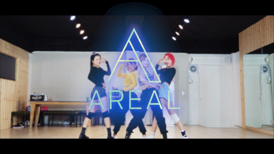 AREAL - WAKE ME UP [Dance practice]