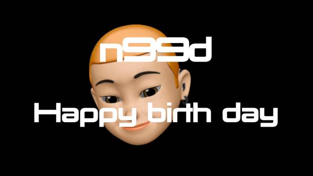 니드(n99d)-HBD[happy birthday]_characterVideo
