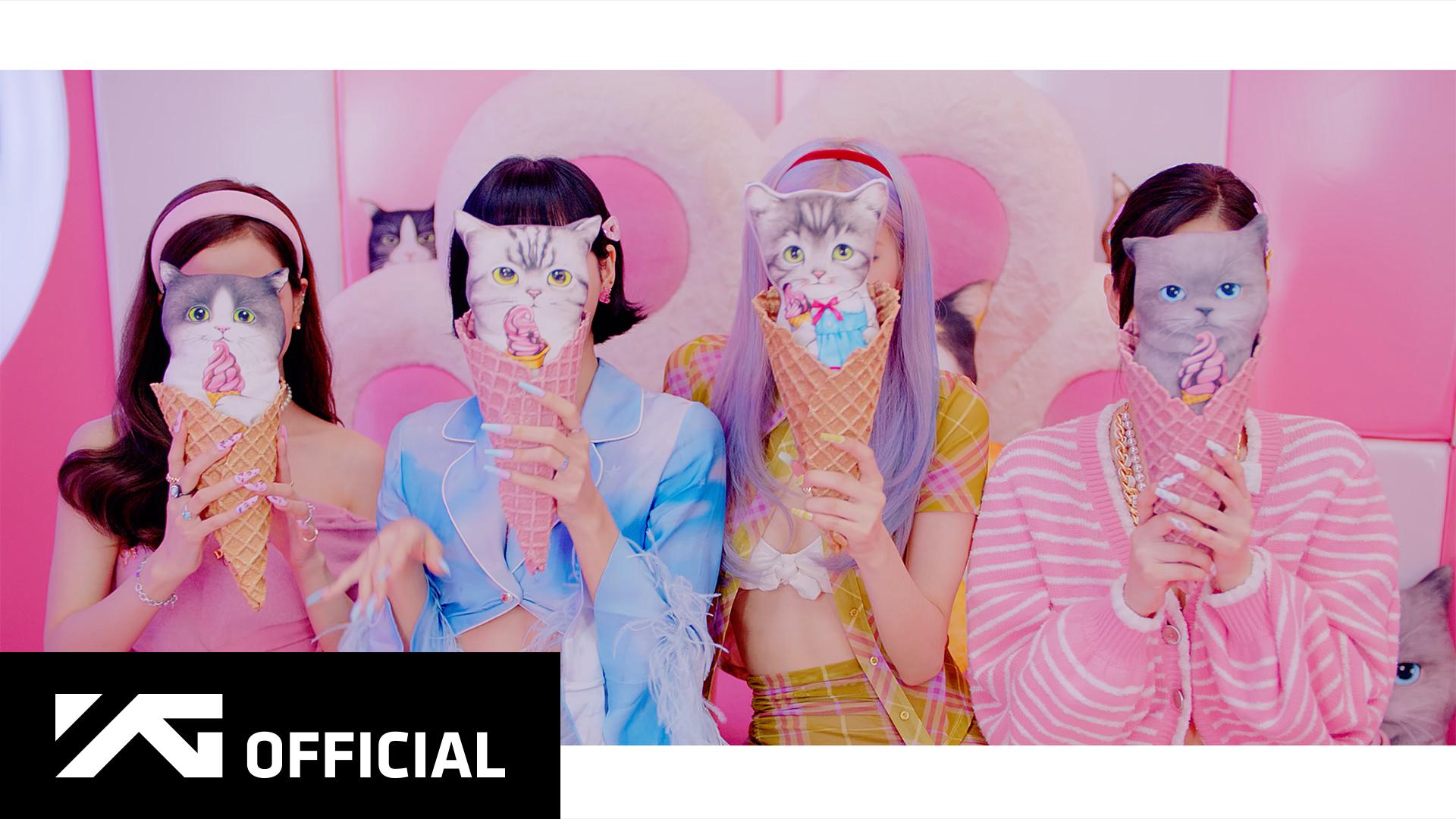 BLACKPINK - 'Ice Cream (with Selena Gomez)' M/V