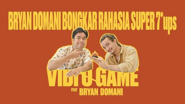 Vidi-O-Game - Bryan Domani, Bongkar Rahasia Super7