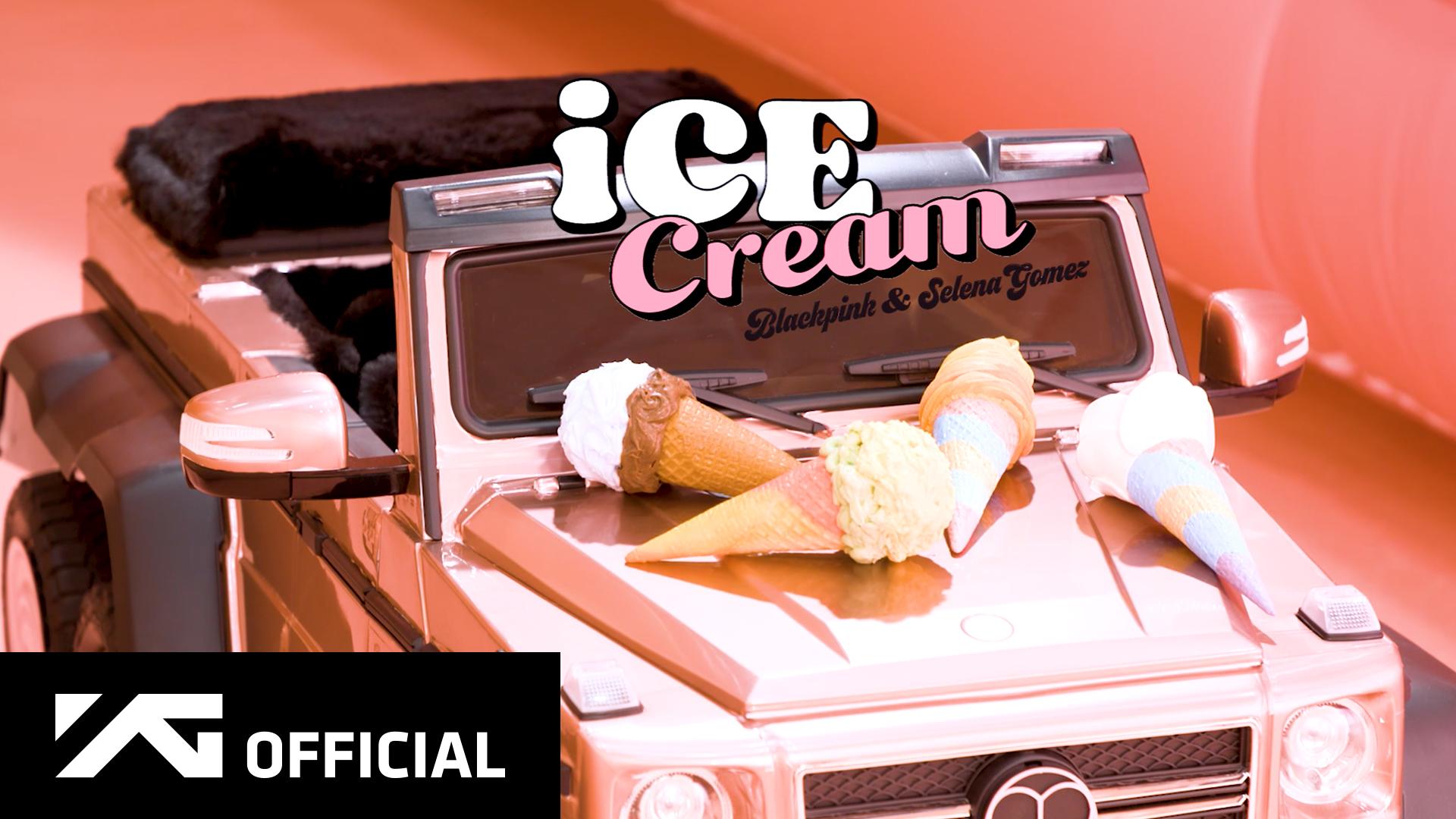 BLACKPINK - 'Ice Cream (with Selena Gomez)' M/V MAKING FILM