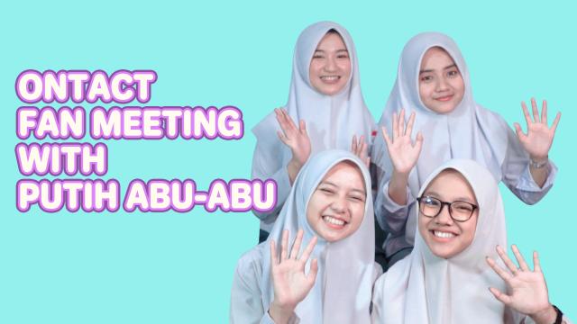 INVITATION TO ONTACT FAN MEETING WITH PUTIH ABU-ABU