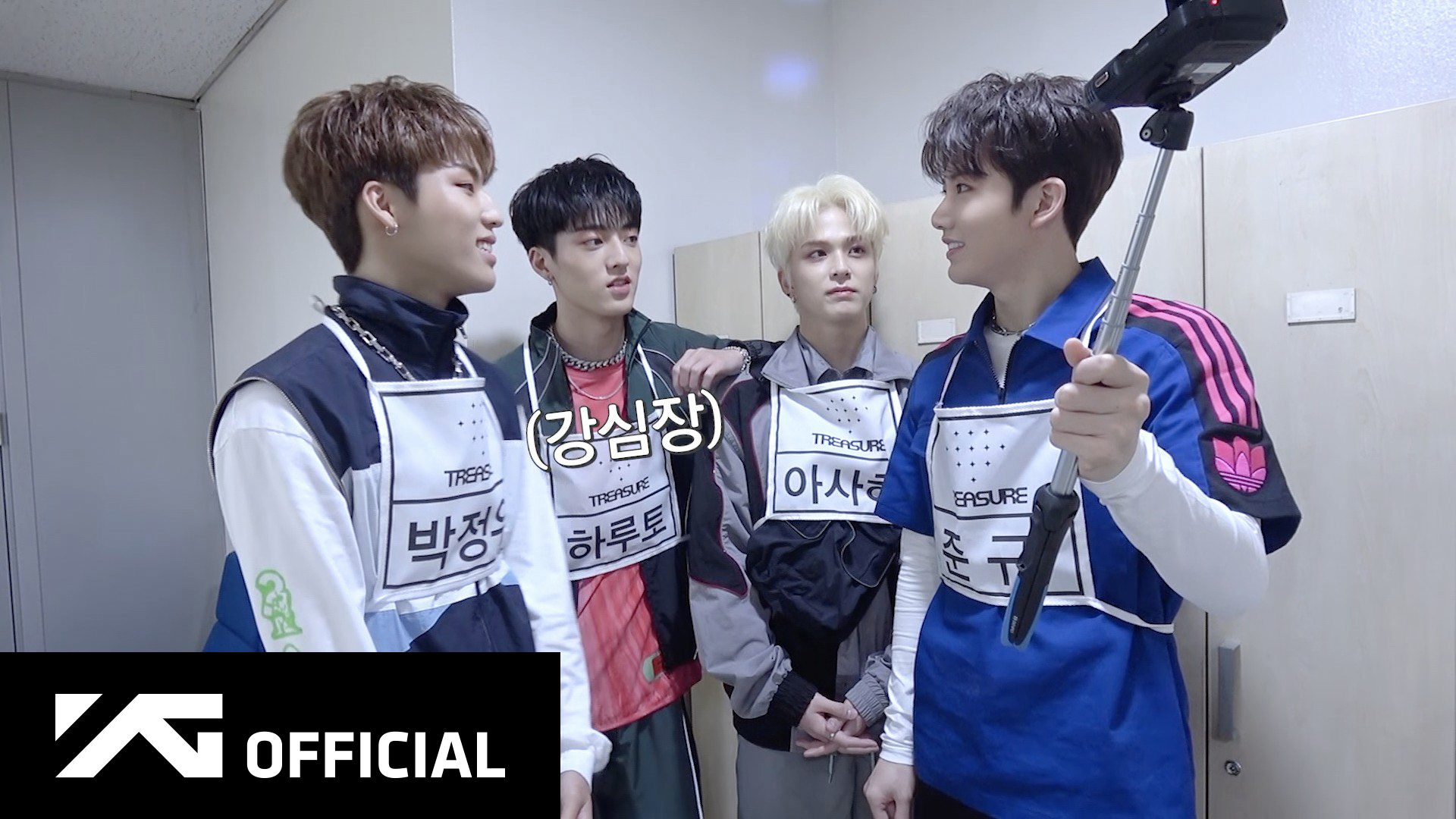 TREASURE - [T.M.I] EP.12 'BOY' Inkigayo Behind The Scenes