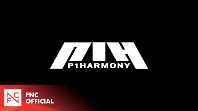 P1Harmony (피원하모니) - [P]1H : Logo Motion