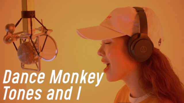 Dance Monkey - Tones and I (Cover by Lily 릴리)