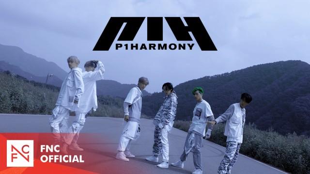 P1Harmony (피원하모니) - [P]1H : Logo Performance