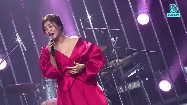 Văn Mai Hương - Đốt & Nghe nói anh sắp kết hôn rồi - V HEARTBEAT LIVE AUGUST 2020