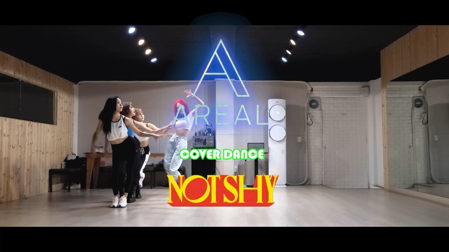 """ITZY(있지) """"Not Shy"""" Dance Cover - AREAL"""