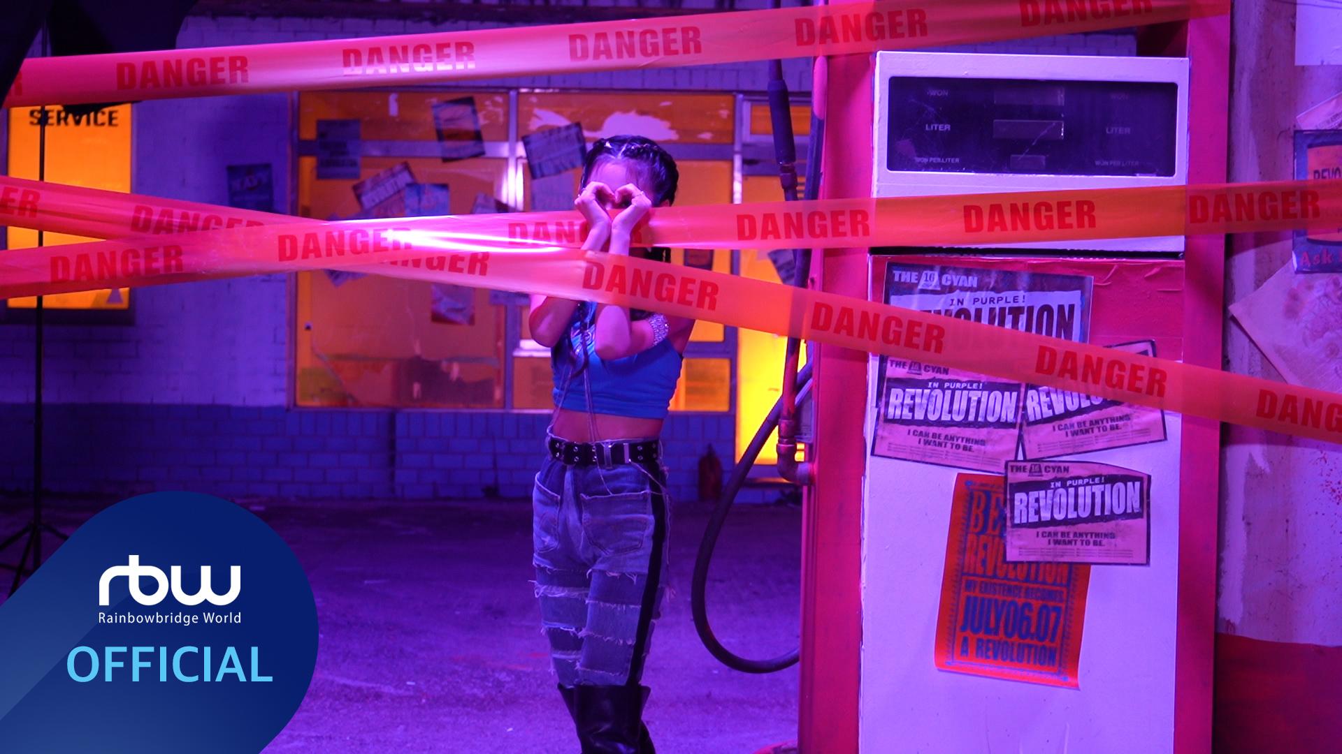 [P.S.NOTE] 퍼플키스(PURPLE KISS) 'Debut Trailer' Behind #2