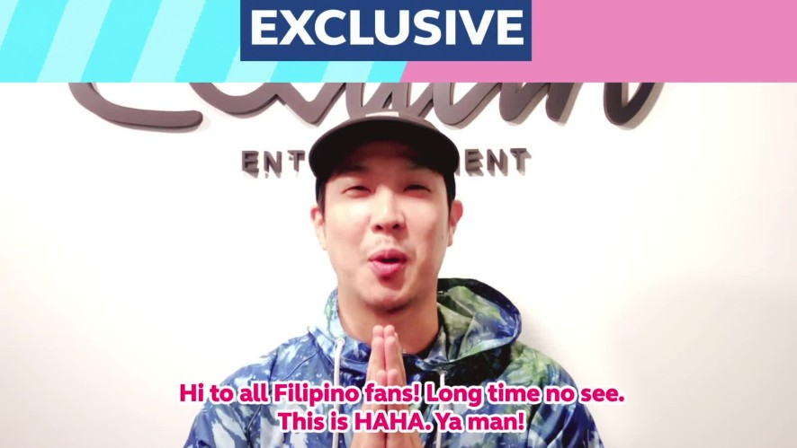 HAHA has something to tell you about KmmunityPH Live