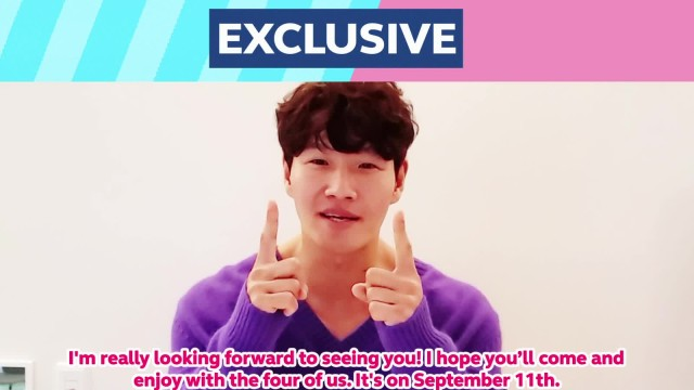Jong Kook wants you to be a part of the KmmunityPH Live