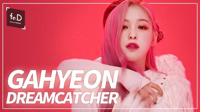 Dreamcatcher(드림캐쳐) 가현 - BOCA | Fo.DX GAHYEON 직캠 | FANCAM