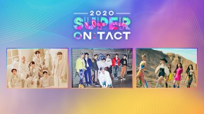SBS Super concert <2020 SUPER ON:TACT> by Qoo10 - DAY1