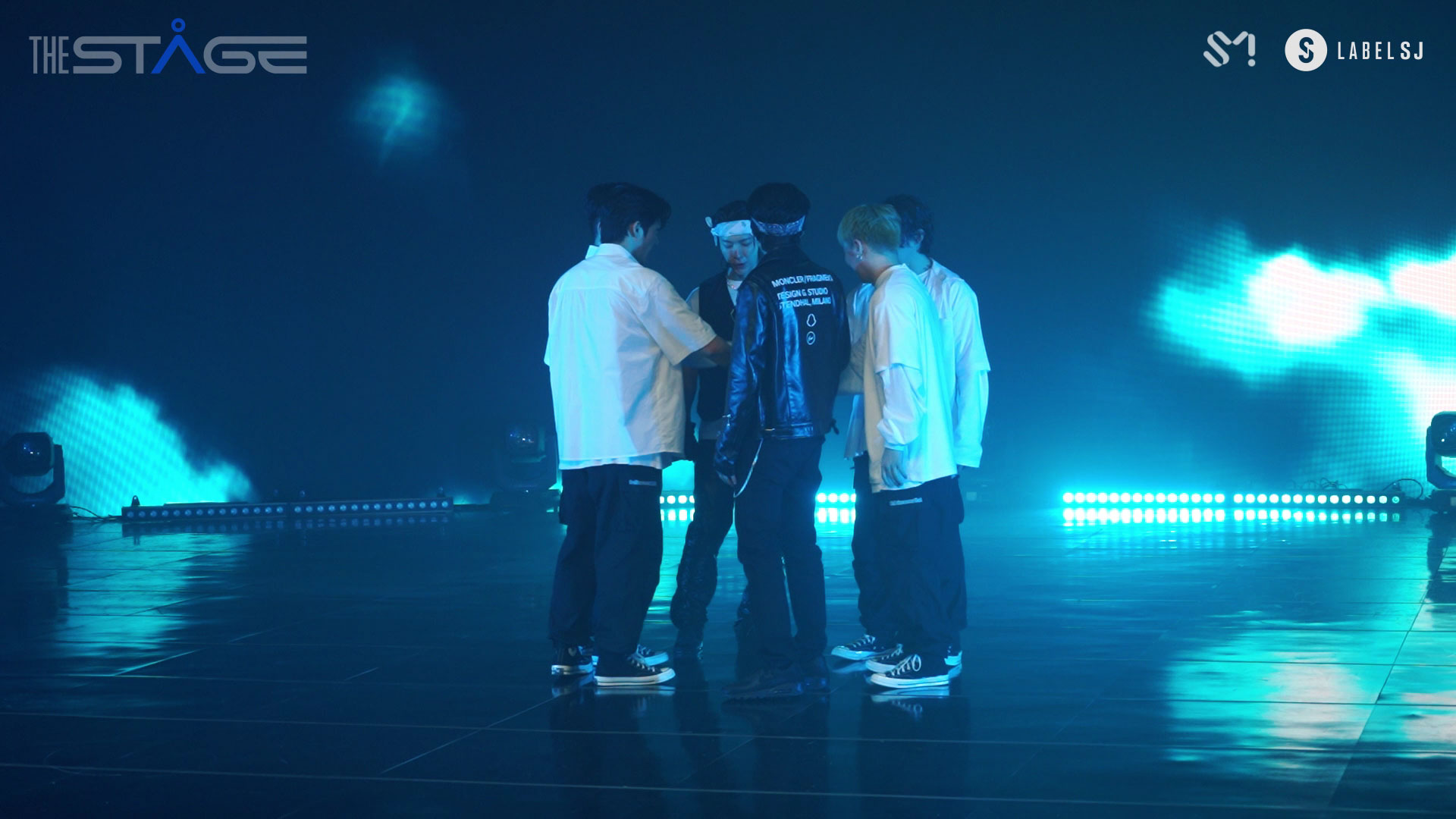 SUPER JUNIOR-D&E THE STAGE Behind The Scenes