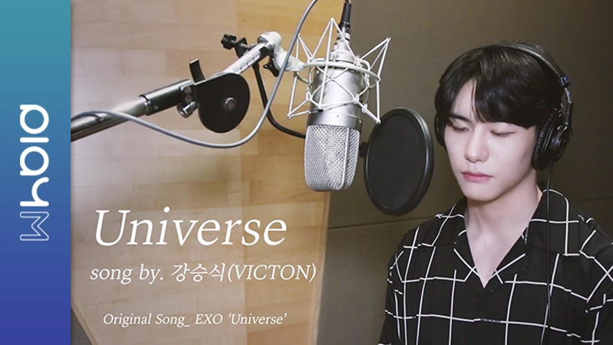 VICTON SEUNG SIK of VICTON - Universe (COVER)