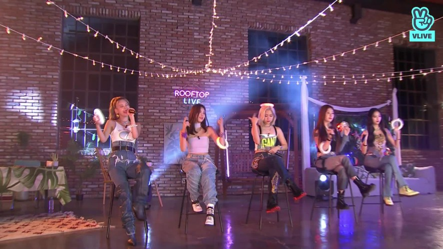 ITZY - Not Shy by Rooftop Live