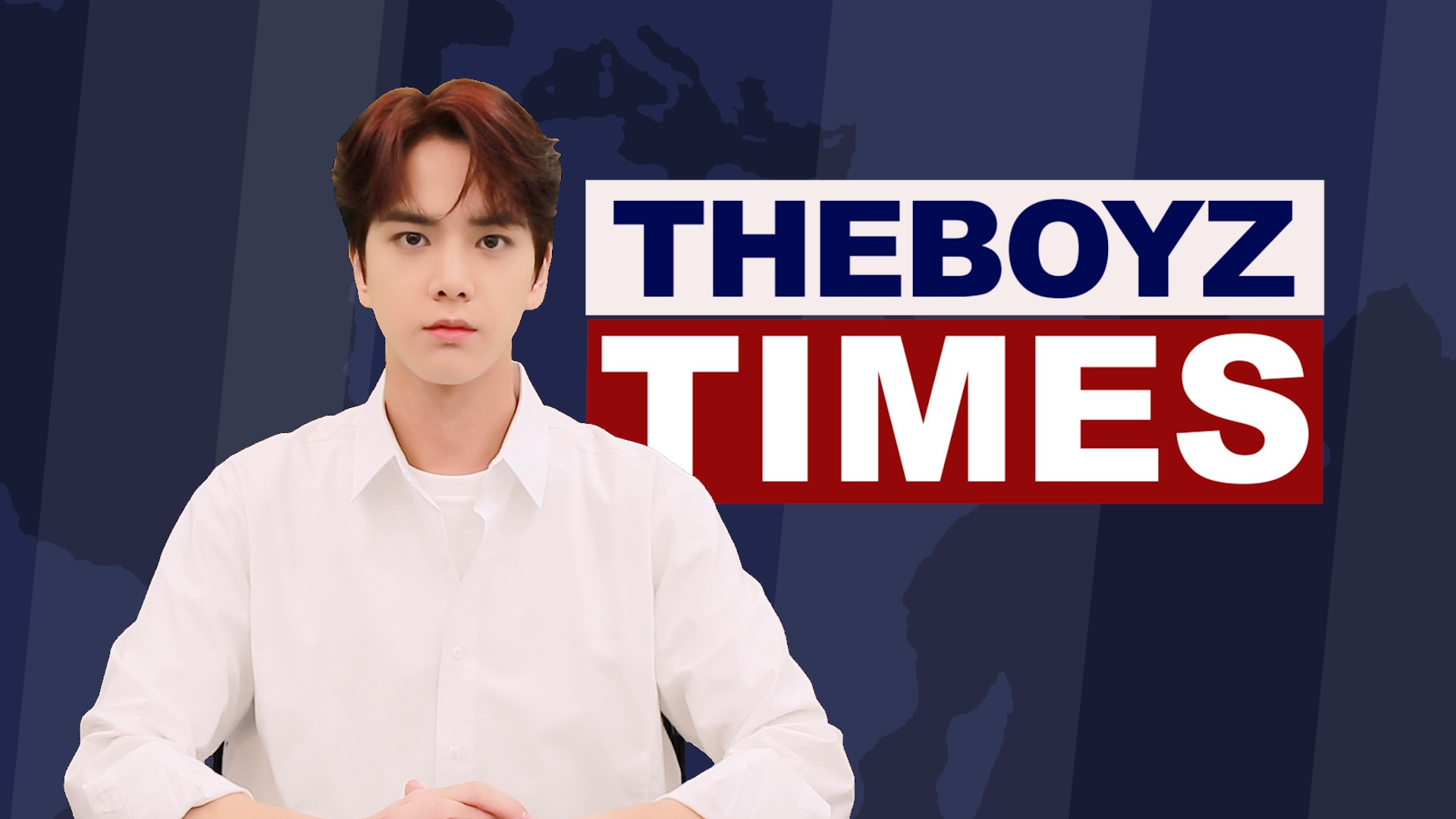 [THE BOYZ TIMES] THE BOYZ ONLINE CONCERT [RE:AL] 연습 현장 단독 공개