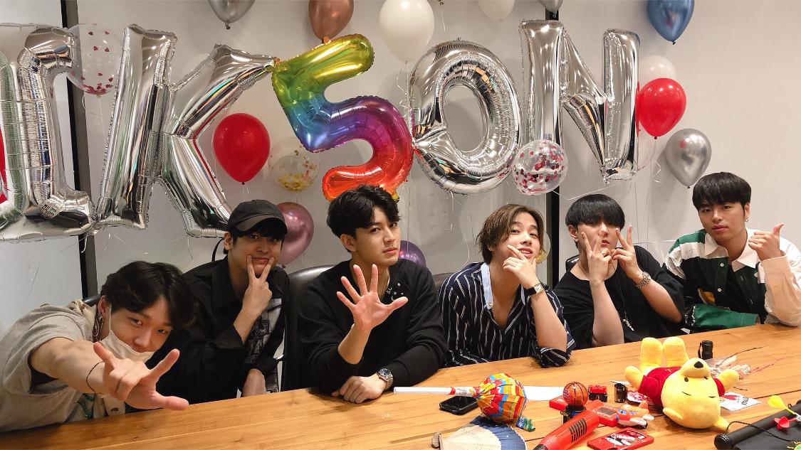 iKON 5주년 축하해요!!❤️