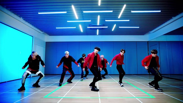 "SuperM ""100"" Dance Practice"