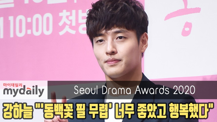 [Kang Haneul] 15th Seoul International Drama Awards '남자배우상'