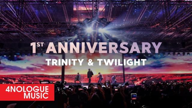 TRINITY : 1st ANNIVERSARY TRINITY & TWILIGHT