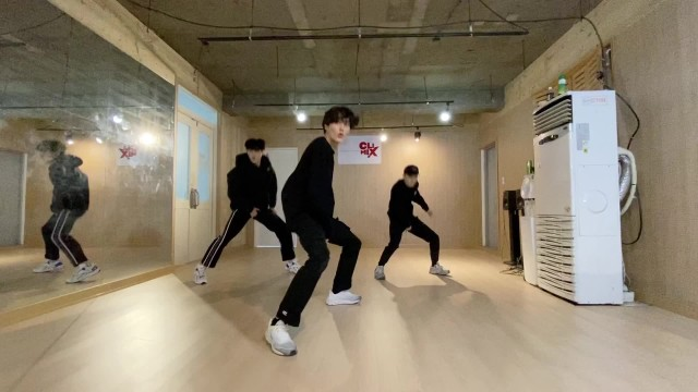 [Choregraphy] CLIMIX BOYGROUP - 100_SuperM coverdance