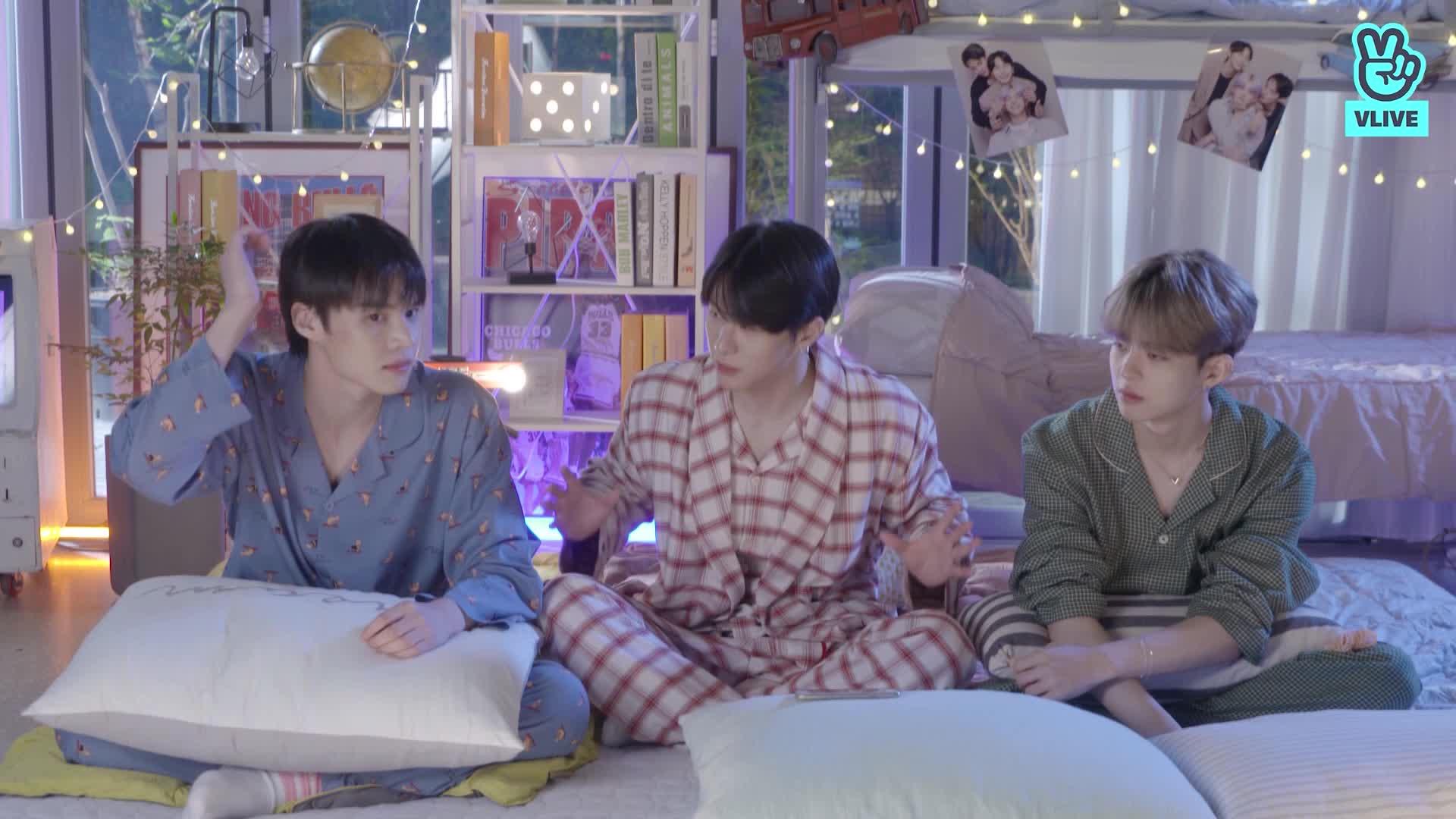 [Replay] VICTON SeungSik&SeJun&SuBin X LieV - 빅톤 승식&세준&수빈의 눕방라이브!
